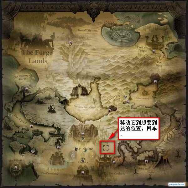 暗黑血统2快速旅行怎么用_暗黑血统2怎么快速旅行教程