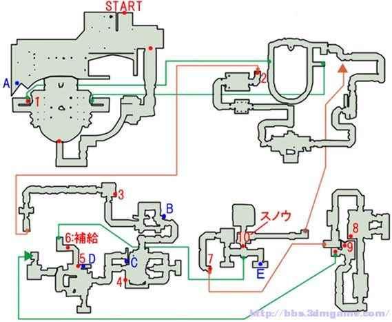 最终幻想13雷霆归来全宝箱位置图解 最终幻想13雷霆归来最强装备